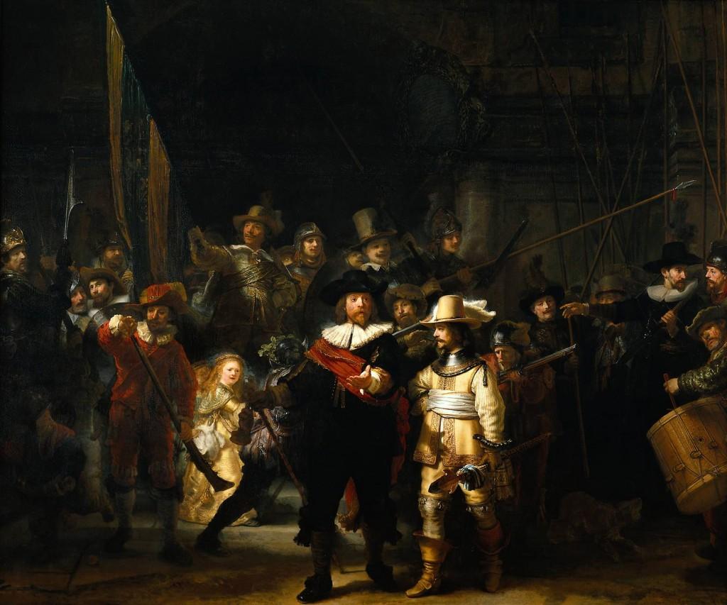 de-nachtwacht-rembrandt
