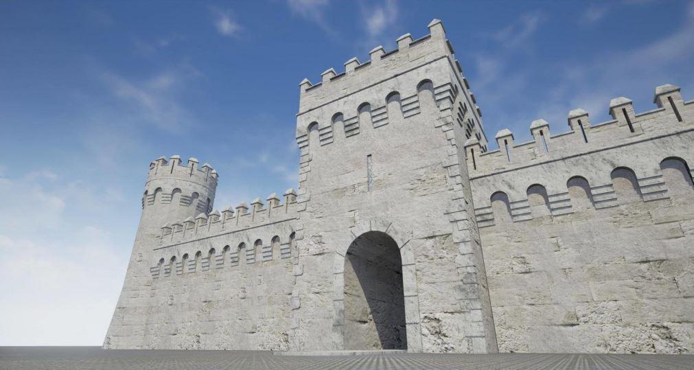 Typisch kasteel